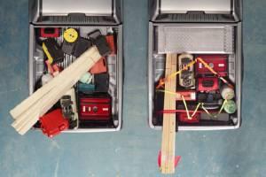 เทคนิคการจัดของหลังกระบะ(2)