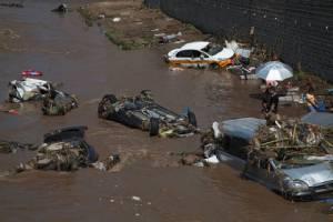 จีนอ่วมน้ำท่วมทางภาคตะวันออกเฉียงเหนือคร่าชีวิต 18 ศพ สญหายนับสิบ