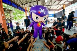 มอนเดลีซ เปิดตัว 'M Hero' กระตุ้นเด็กไทยใส่ใจอาหารเช้า