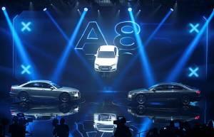 """""""รถขับขี่อัตโนมัติระดับ3รุ่นแรกของโลก"""" AudiA8 เพอร์เฟ็กต์แค่ไหนถามใจเธอดู"""