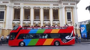 ยังไม่ข้ามเดือน เวียดนามสั่งรถบัสนักท่องเที่ยว 2 ชั้น หยุดวิ่งทั่วประเทศจัดระเบียบใหม่