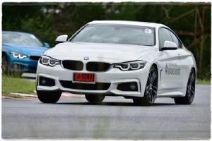 BMW ซีรี่ส์4 วิ่งดีเกินคาด เร็วแค่ไหนก็นิ่งได้เท่ากัน
