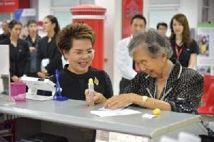 """ไปรษณีย์ไทยรุกเข้มมาตรฐานบริการตามนโยบาย""""POST Excellence"""" ผู้นำองค์กรลงพื้นที่ตรวจติดตามใกล้ชิด"""