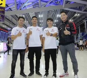 """โค้ชฟิล์มนำทัพทีมแข่งไทย """"เราพร้อมลุยซูซูก้า 4 ชั่วโมง"""""""