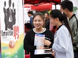 ผลสำรวจชี้ คนจีนเลือกทำงานในหัวเมืองรองมากกว่าหัวเมืองหลัก