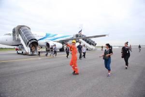 สนามบินสุวรรณภูมิซ้อมแผนฉุกเฉินอุบัติเหตุอากาศยานเต็มรูปแบบ