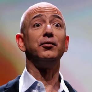 """ซีอีโอ Amazon """"เจฟ เบซอส"""" คว่ำ """"บิล เกตส์"""" แชมป์ร่ำรวยที่สุดในโลก"""