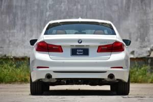 BMW  เผยโฉม 520d รุ่นประกอบในประเทศ เคาะราคา 3,399,000 บาท