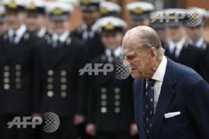 At 96, Prince Philip begins his retirement