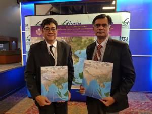 ไทย-อินเดียใช้ข้อมูลดาวเทียมทำสมุดภาพเชื่อมโยงร่องรอยพระพุทธศาสนาอาเซียน