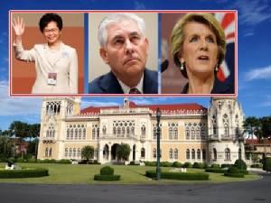 """เดินหน้าไทยแลนด์ 4.0 ภารกิจ """"บิ๊กตู่"""" จ่อพบเบอร์ 1 เกาะฮ่องกง พ่วง 2 รมต.ต่างประเทศสหรัฐฯ-ออสเตรเลีย"""