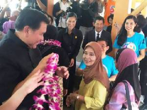 รองนายกรัฐมนตรีเปิดงาน Friendly Design Trip การท่องเที่ยวไทยเพื่อคนทั้งมวลที่สวนนงนุช พัทยา