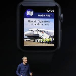 สื่อฟันธง Apple เตรียมคลอดนาฬิกาที่โทรศัพท์ได้