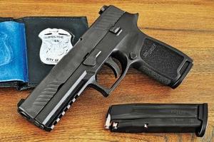 ดูของจริงจะจะ P320 หล่นแล้วลั่น ซิกฯลนลานเสนออัปเกรดปืนยกระดับความปลอดภัยให้ลูกค้า