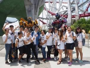 """เที่ยว บิน ฟินเวอร์ """"กัน - กุ๊กเกล"""" พาตะลุยเกาะ """"Sentosa"""" กับ """"MONO29 TRIP"""" ณ สิงคโปร์"""