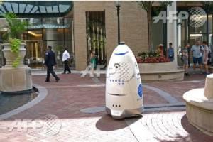 K5 security robot