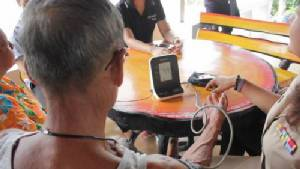 เทคนิคใหม่รักษาผู้ป่วยเบาหวาน แนะเตะต่อยกระสอบทรายลดน้ำตาลในเลือด