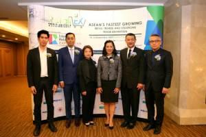 สมาคมผู้ค้าปลีกไทยร่วมกับอิมแพ็คจัดงาน RetailEX ASEAN 2017 งานแสดงสินค้าและบริการเพื่อธุรกิจค้าปลีกที่ยิ่งใหญ่ที่สุดในภูมิภาคอาเซียน