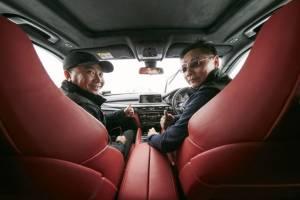 ครั้งหนึ่งในชีวิต สุดยอดแห่งประสบการณ์การขับขี่ Alpine xDrive