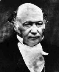William R. Hamilton เขาคือนิวตันของไอร์แลนด์
