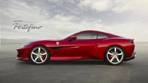Ferrari Portofino : เปิดประทุนเครื่องวางหน้ารุ่นใหม่
