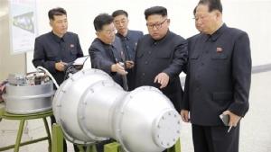 """In Clip : ด่วน! เกิดแผ่นดินไหวเกาหลีเหนือวันนี้ """"เปียงยาง"""" โวทดสอบนิวเคลียร์ติด ICBM สำเร็จ"""" ญี่ปุ่น-เกาหลีใต้ยืนยัน"""
