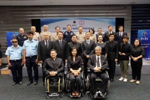 คปภ.จับมือกระทรวงการพัฒนาสังคมฯ หวังระบบประกันภัยช่วยคนพิการ-เด็ก