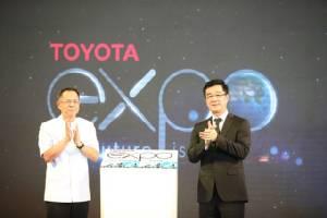 """โตโยต้า เชิญชาวอีสาน ชมงาน """"Toyota Expo"""" สมการแห่งอนาคต"""