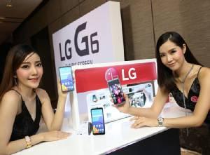 "LG หวนคืนตลาดสมาร์ทโฟนซื้อ ""LG G6"" แถมทีวี 43 นิ้ว"