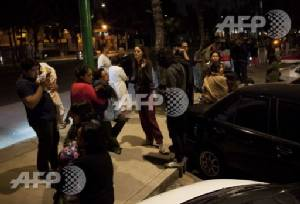 At least two dead in earthquake in southern Mexico