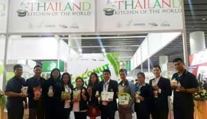 สสว.ควงสถาบันอาหารนำทัพคลัสเตอร์มะพร้าวไทยเปิดตลาดแดนมังกร