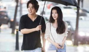 """""""คังฮานึล"""" นัดเจอ """"ไอยู"""" ก่อนลาเข้ากรมทำลือสนั่นกำลังคบกันอยู่"""