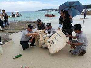 "Upcycling the Oceans, Thailand ปลุกคนไทยเห็นคุณค่า ""ขยะพลาสติก"""