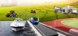 """นวัตกรรมยางรองรางรถไฟ จากยางพาราความสำเร็จ """"พิมพ์ใจแห่งไออาร์ซี"""" สตรีดีเด่นของอาเซียน"""