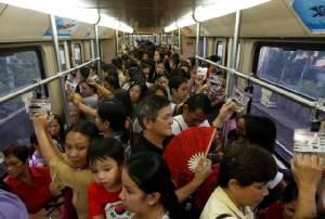 """ปินส์ไฟเขียวแผนโครงสร้างพื้นฐาน """"3.8 แสนล้าน"""" ผุดรถไฟใต้ดินสายแรก"""