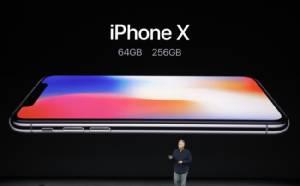 iPhone X ไอโฟนรุ่นใหญ่ใหม่ล่าสุดจากแอปเปิล
