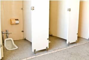สุขาและห้องอาบน้ำ สิ่งมหัศจรรย์ของญี่ปุ่น