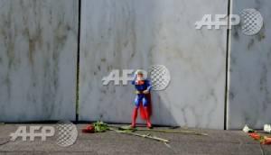 Superman confronts a new villain: white supremacists