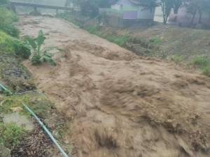 ซ้ำรอย น้ำป่าทะลักดินโคลนไหลเข้าท่วม ร.ร.บ้านแม่สลิดหลวงซ้ำซากรอบ 3