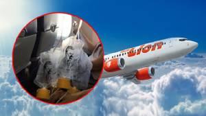 """เกือบหูดับ! """"ไทยไลอ้อนแอร์"""" เครื่องบินชำรุด-หน้ากากไร้ออกซิเจน ไล่ให้ไปต่อแถมไม่คืนเงิน"""