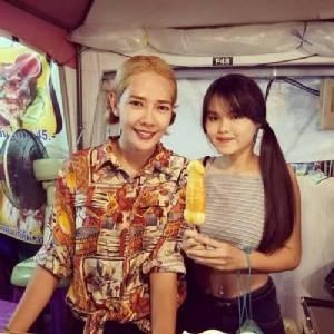 """ฮือฮา ! วาฟเฟิล """"กะจู๋"""" ถึงเมืองไทย สาวๆ ตื่นเต้นแอบซื้อ แชร์อวดเพื่อนๆ"""