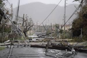 เปอร์โตริโกจมน้ำ-ไฟดับทั้งเกาะ หลังพายุ'มาเรีย'ซัดกระหน่ำรุนแรง