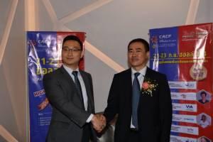 ผู้จัดงานแสดงสินค้าจีนฯ  ระดม 300 บูธ ปลุกตลาดการค้าไทย-จีน