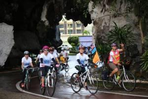 ชาวพังงาร่วมปั่นจักรยาน CAR FREE DAY 2017