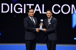 """นายกฯ มอบ """"พีเอ็ม ดิจิทัล อวอร์ด"""" รางวัลเกียรติยศแห่งปี เผยโฉม 5 ผู้ชนะเลิศด้านนวัตกรรมฯ ในงาน """"ดิจิทัลไทยแลนด์ บิ๊กแบง 2017"""""""