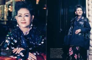 คุณหญิงณัฐิกา วัธนเวคิน อังอุบลกุล ถ่ายแฟชั่นเซตสุดหรูใน นูเมโร ฉบับล่าสุด