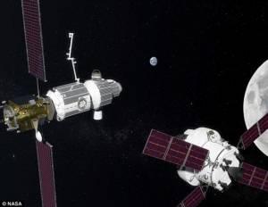 ฮือฮา! รัสเซียและสหรัฐฯ จับมือผุดแผนสร้างสถานีอวกาศดวงจันทร์ เปิดประตูมุ่งสู่ดาวอังคาร