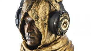 """เปิดตัว หูฟังเลี่ยมทอง """"Assassin's Creed Origins"""" เอาใจนักฆ่าเศรษฐี"""