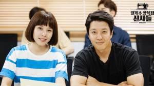 """เพื่อนหลุดปากเผย """"อีดองกอน"""" จัดงานแต่งเงียบๆกับ """"โจยุนฮี"""" แล้ว"""