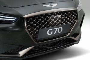 Genesis G70  คู่ปรับใหม่ เบนซ์  บีเอ็มฯ